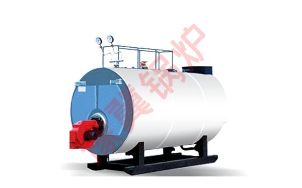 新鄉WNS燃油氣承壓熱水鍋爐