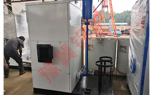 立式蒸汽發生器
